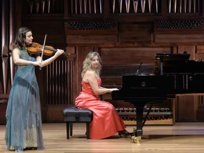 Mariana Todorova y Mariana Gurkova. Compositores Sub-35 (IV) - Aula de (Re)estrenos (95)