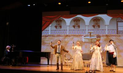 Camerata Lírica de España. Una mañana en la ópera - Conciertos en familia (2015)