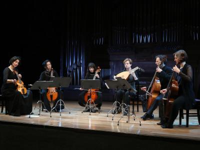 Concordia Viol Consort. Tristeza - Las pasiones del alma