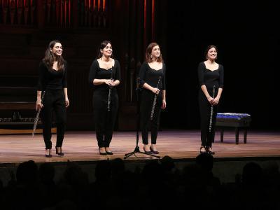 Cuarteto Neuma. Recital de música de cámara