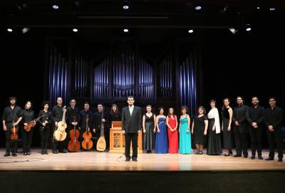 Alumnos de Canto Histórico de la Escuela Superior de Canto de Madrid y Alumnos del Real Conservatorio Superior de Música de Madrid. Recital de canto