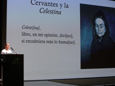 Folke Gernert. Caballeros, pícaros y pastores. La novela que leyó Cervantes y la que escribió. Celestinas y Lazarillos en el origen de la narrativa realista