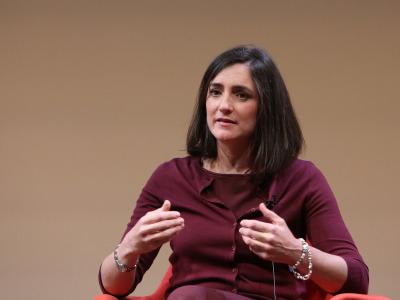 Sandra León. El futuro de las Comunidades Autónomas en España