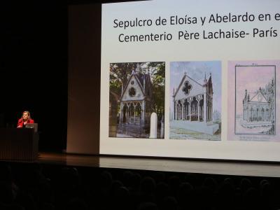 Carme Riera. Abelardo y Heloísa. Cartas de amor en el París del siglo XII. Abelardo y Heloisa, historia de una pasión