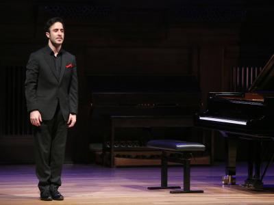 Juan Carlos Fernández Nieto. Recital de piano