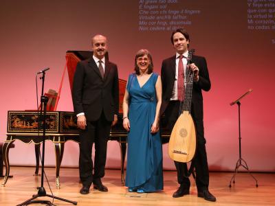 Ensemble Arte Música, Francesco Cera y Pinti. Damiana. Las pasiones del alma. Deseo