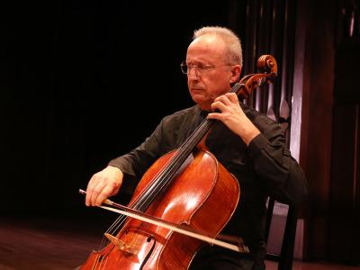 Lluis Claret. Suite de Bach