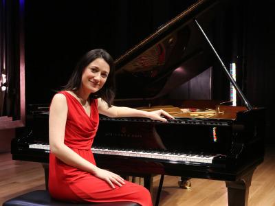 Noelia Rodiles. Recital de piano