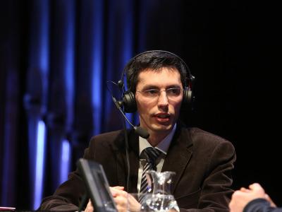 José María Domínguez. Entrevistas de R. N. E.