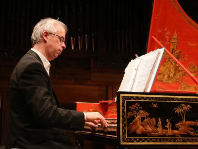 Pierre Hantaï. Los Scarlatti y el barroco napolitano. El Imperio español