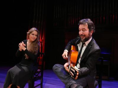 Rocío Márquez y Alfredo Lagos. Aflamencados. Flamenco clásico