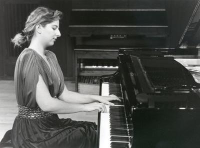Mariana Gurkova. Concierto Preludios para tecla