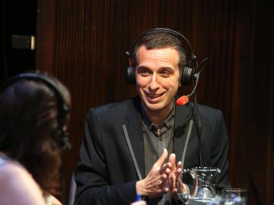Laura Prieto y Fernando Delgado García. Entrevistas de R. N. E.