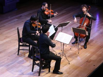 Cuarteto Idomeneo. Recital de música de cámara