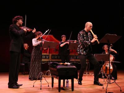 Ensemble Cordevento y Erik Bosgraaf. Las pasiones del alma. Furia