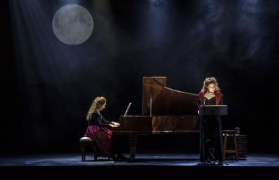 Miriam Gómez-Morán y Clara Sanchis. Melodramas.  Liszt dramaturgo