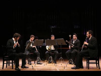 Quinteto Ricercata. Recital de música de cámara