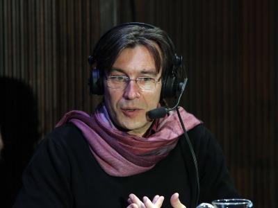 Juan Lucas. Entrevistas de R. N. E.