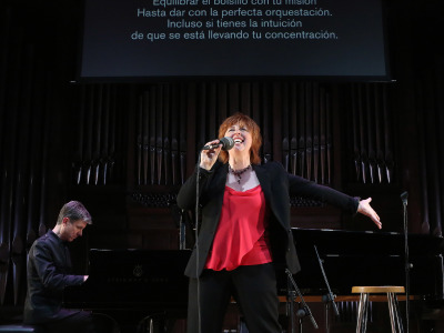 Mary Carewe y Philip Mayers. El universo musical de Bertolt Brecht