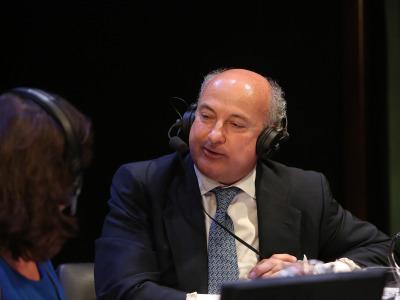 Laura Prieto y Pedro Tomey. Entrevistas de R. N. E.