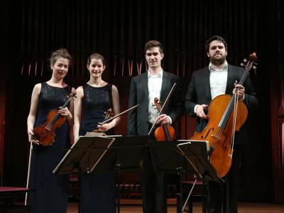 Cuarteto Aris. Recital de música de cámara