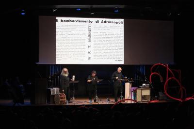 Inauguración de la Exposición Escuchar con los ojos Arte sonoro en España, 1961-2018