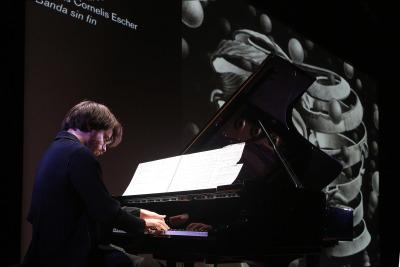 Imri Talgam. Ligeti en el laberinto de Escher - Sinestesias. Escuchar los colores, ver la música