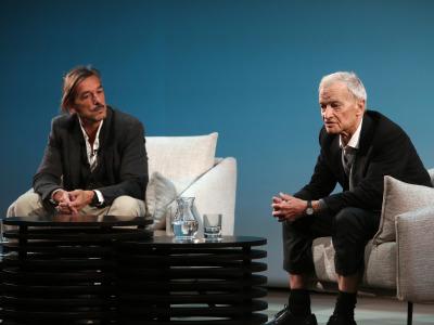 Ignacio Echevarría y Luis Goytisolo. Luis Goytisolo en diálogo con Ignacio Echevarría - Luis Goytisolo