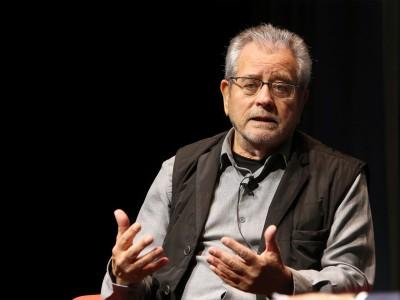 Enric Satué en diálogo con Antonio San José