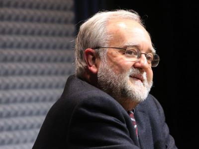 Ignacio Bosque entrevistado por Íñigo Alfonso