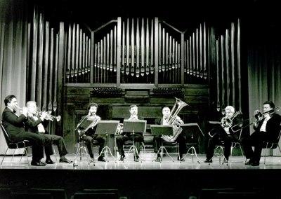 Gupo Español de Metales. Concierto Música para metales