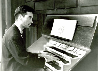 Miguel Ángel González Ruiz. Recital de órgano