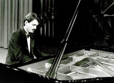 Luca Chiantore. Recital de piano
