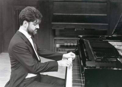 Albert Nieto. Concierto Nocturnos para piano