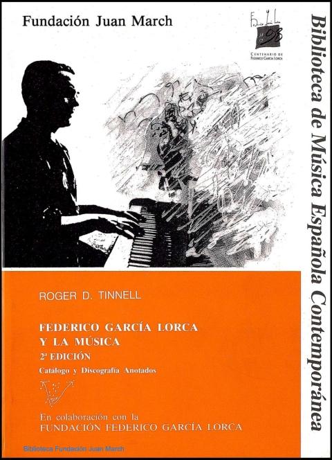 Federico García Lorca y la música : catálogo y discografía anotados [1998]. Biblioteca