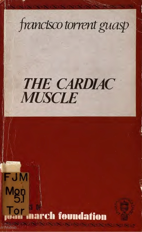 "Portada de ""The cardiac muscle"""