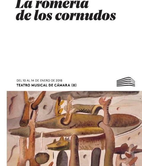 """Portada de """"La romería de los cornudos"""""""