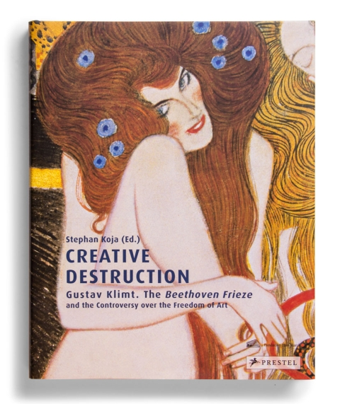 Gustav Klimt : the Beethoven Frieze and the Controversy over the Freedom of Art [2006]. Biblioteca
