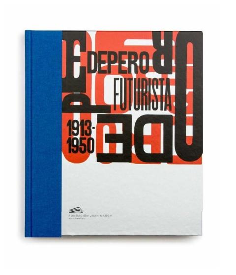 Depero futurista : 1913-1950 [2014]. Biblioteca