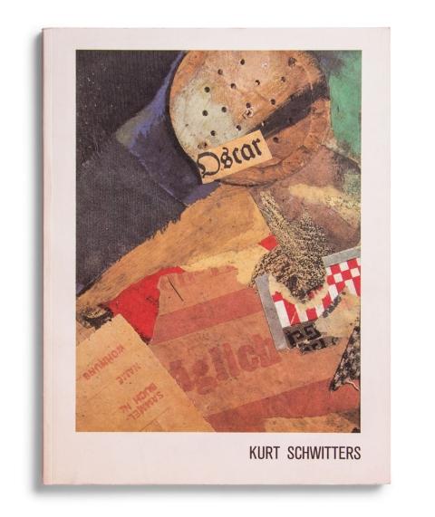 """Portada de """"Kurt Schwitters"""""""