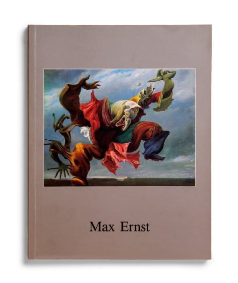 """Portada de """"Max Ernst"""""""