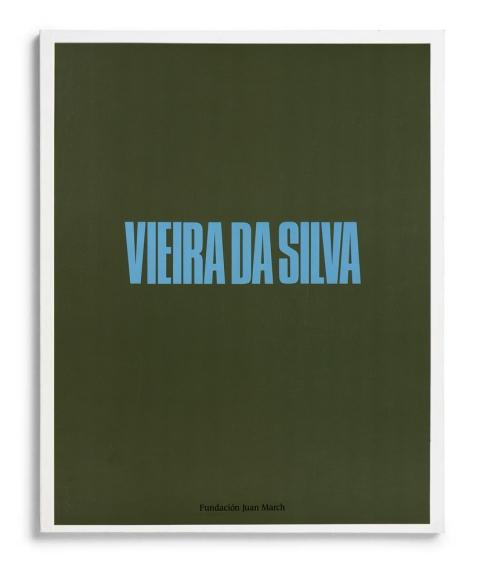 "Portada de ""Vieira da Silva"""