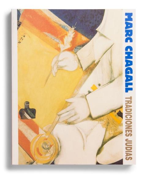 Marc Chagall : tradiciones judías [1998]. Biblioteca