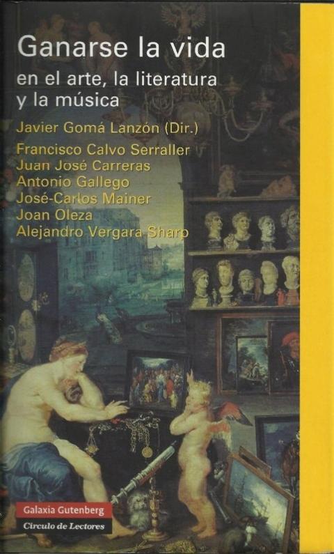 Ganarse la vida en el arte, la literatura y la música [2012]. Biblioteca