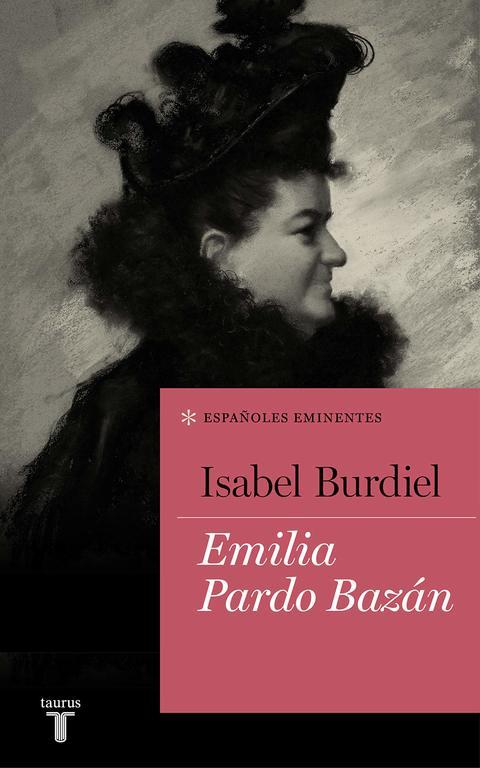 "Portada de ""Emilia Pardo Bazán"""