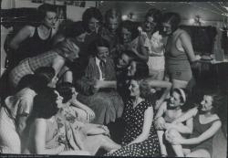 Fotografía del conjunto del Ballett der Volksoper