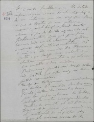 """Carta de Amadeo Vives a Guillermo Fernández-Shaw, comentando su enfermedad, mandando unos números de """"Los flamencos"""" para su instrumentación. Comenta también la muerte de Eduardo Granados y el incendio del Teatro Novedades."""