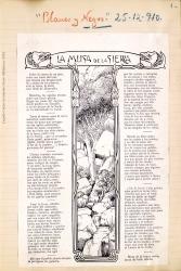 Cuaderno 28 (1910-1911). Artículos de Carlos Fernández Shaw y de diversos autores sobre libros suyos.