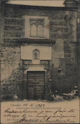 Carta de José Yanguas Messia a Guillermo Fernández-Shaw, recomendándole a un aspirante a la plaza de Delegado de la Sociedad de Autores en Jaén.