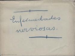 Enfermedades nerviosas : juguete cómico, en un acto y en prosa / Carlos Fernández Shaw.